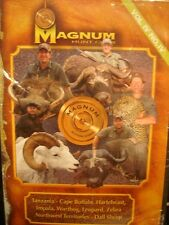 Magnum Hunt Club Volume IV DVD IV (DVD) Safari in Tanzania WORLD SHIP AVAIL