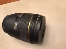 Sigma Art 85mm F/1.4 HSM EX DG Lens For Canon
