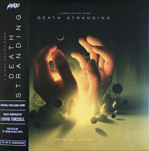 DEATH STRANDING VIDEOGAME SOUNDTRACK VINYLE 3x LP  KOJIMA MONDO-177 SEALED