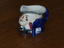 Small Toby Mug or Creamer - Colonial Drinker - Vintage Made in Japan