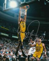 Reggie Miller PACERS HOF Autographed Signed 8X10 Photo REPRINT