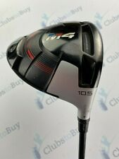 TaylorMade M4 10.5 Deg Driver Mens Right Hand Regular Flex Head Cover and Tool