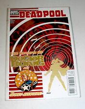 DEADPOOL #29  the 2ND SERIES 2011 DOCTOR BONG!