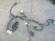 Citroen C4 Picasso 2.0 petrol semi auto gearbox wiring loom plug connection