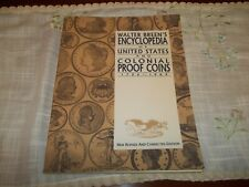 Walter Breen's Encyclopedia of US Proof Coins 1722 1989 Softcover 338 Pages