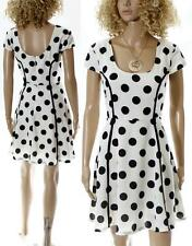 MINKPINK Polka Dot Short Sleeve Dresses for Women