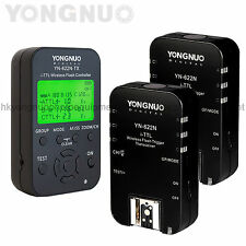Yongnuo YN-622N-TX YN-622N Trasceiver Wireless TTL Flash Controller for Nikon