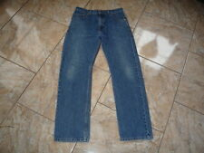 G6280 Levis Regular Straight Blau W32 L30 Sehr gut