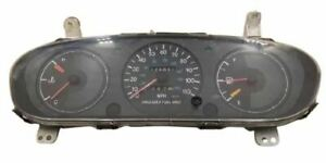 Speedometer Cluster Without Tachometer Fits 93-97 PRIZM 295747