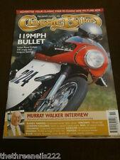 CLASSIC BIKE #274 - MURRAY WALKER INTERVIEW - NOV 2002