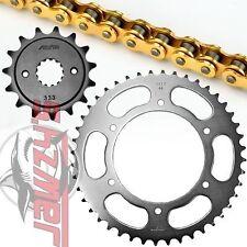 SunStar 520 MXR1 Chain 15-44 T Sprocket Kit 43-2235 For Kawasaki KL250 KLR250