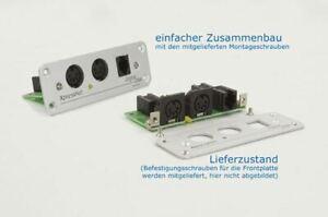 Lenz 80152 LA152 Adapter incl. Frontplatte - Spur 0 - Neu