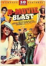 B-Movie Blast: 50 Movies (DVD, 2014, 13-Disc Set)