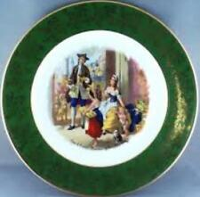 MINTON CHINA Cries of London Plate Primroses Yellow Primroses Weatherby Falcon