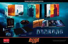 Blade Runner 2049 HDZeta Double Lenticular Steelbook (Blu-ray 2D+3D) - READY TS