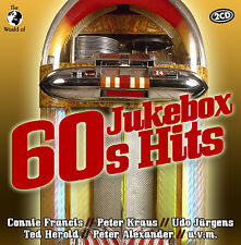 CD 60s JUKEBOX hits de various artists 2cds