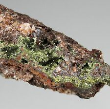 PHARMACOSIDERITE from WHEAL GORLAND, CORNWALL, ENGLAND  #2607..