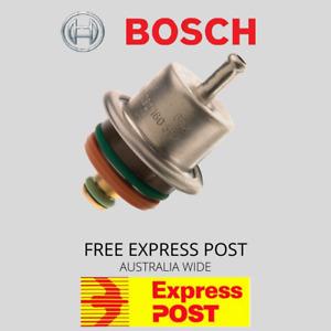 BOSCH FUEL PRESSURE REGULATOR SUITS HOLDEN COMMODORE STATESMAN 3.8L V6