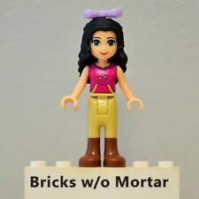 New Genuine LEGO Emma Minifig Friends 41123