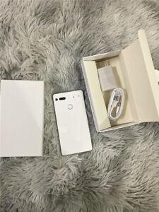 Essential PH-1 - (Pure White) Unlocked 4GB RAM 128 ROM Smartphone - ON SALE