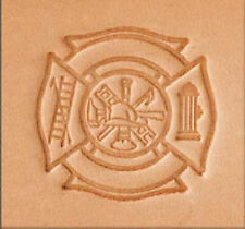 Fire 3-D Stamp 8596-00 by Tandy Leather