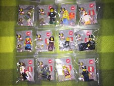 LEGO 12 OF THE COLLECTABLE MINIFIG SERIES 9 + ALL ACCESSORIES & INSTR. NEW