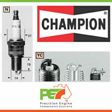 4X New *Champion* Spark Plug For Peugeot 404.