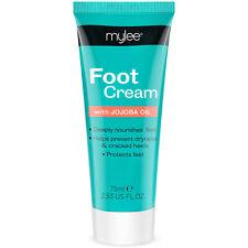 Mylee Foot Cream 75ml Moisturising Baby Soft Feet Removes Dry Rough Skin Callus