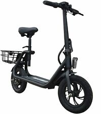Gebrauchter E-Scooter Power Seat E-Scooter, 25 km/h, 24 Kilometer Reichweite