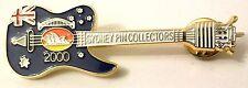 Pin Spilla Olimpiadi Sydney 2000 - Sydney Pin Collectors Guitar Australia