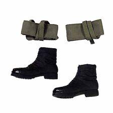 Dave Wilson Falklands - Boots w/ Leggings - 1/6 Scale - Dragon Action Figures