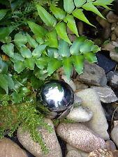 100mm Stainless Steel Pond Garden Decorative Ball