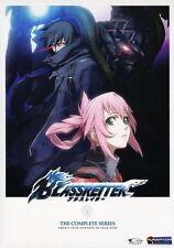 Blassreiter The Complete Series DVD 24 Episodes 4-Disc DVD Box Set Anime