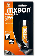 MXBON Solvent free Glue for Fabric 20ml