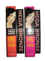 Victoria Secret Powder Bronzer Tan Boosting Sunkissed Skin Mega Bronze Make Up