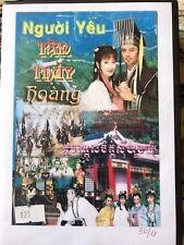 NGUOI YEU TAN THUY HOANG -  PHIM BO DAI LOAN - 18DVD