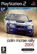Colin McRae Rally 2005 Sony PlayStation 2 Ps2 3 Racing Game