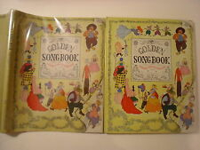 Golden Songbook, 60 Favorite Songs, Simon & Schuster, 1945, 2nd Print