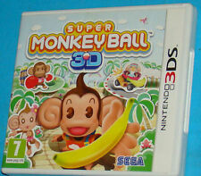 Super Monkey Ball 3D - Nintendo 3DS 3DS - PAL