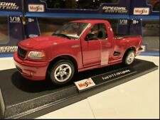 Ford SVT F-150 Lightning Pickup Truck Red 1:21Scale Maisto Special Edition -NEW