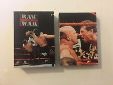 WWF SMACKDOWN TRADING CARDS 1999 (FREE P&P)