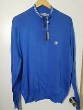 1 Nwt Martin Men'S Pullover, Size: Large, Color: Blue (J62)