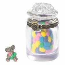 New Boyds Bear Candy Jar Treasure Box 4038003