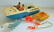 Vintage Fisher Price Adventure People #310 SEA EXPLORER- Used!