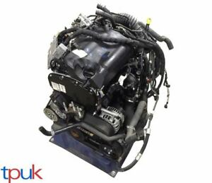 FORD TRANSIT MK7 MK8 2.2 EURO 5 TDCI COMPLETE ENGINE FWD 42,000 MILES TURBO