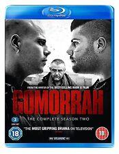Gomorrah Complete Series 2 Blu Ray All Episode Second Season Original UK NEW R2