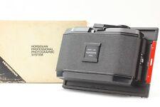 [Almost Unused in BOX ] HORSEMAN 6EXP / 120 Roll Film Back Holder 6x12 4x5 JAPAN