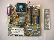 Asus A7V400-MX + Sempron 2400+ + 1gb ddr + cooler 462