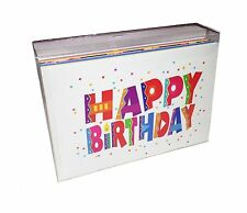 Birthday Card Assorted Pack - Set of 36 Cards & Envelopes Bulk ... Free Shipping