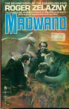 MADWAND the 2nd Changeling Saga book by Roger Zelazny. (1981) Ace SC 1st